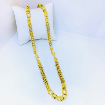 DESIGNED FANCY GOLD CHAIN by