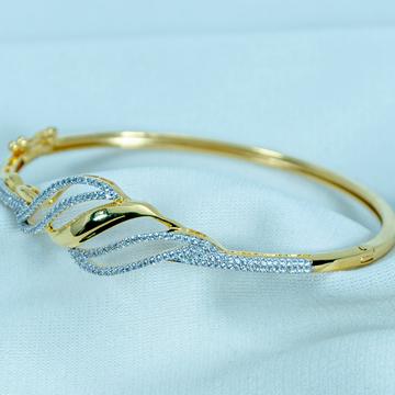 Gold diamond antique bracelet lb1-507 by