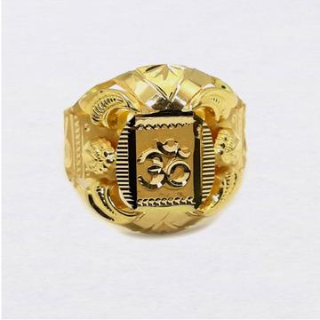 Om Design Nazrana Gold Ring