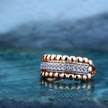 18kt RoseGold  ladies Ring RSR-017
