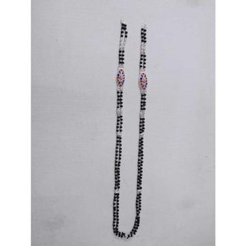 2(Two) Line Cholel Bol Casting Black(Kala) Pearl(Moti)  Mangalsutra Ms-2522