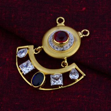750 Gold Hallmark   Mangalsutra  Pendant MSFP02