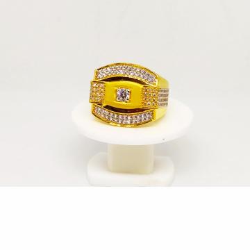 22 K Gold Fancy Ring. NJ-R0730