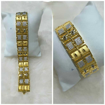 22k Gents Fancy Heavy Lucky G-9603