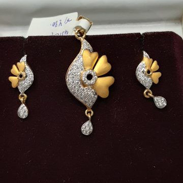 916 hallmark pendant set LY2231