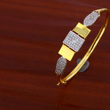 750 Gold Exclusive Stylish Kada LKB77