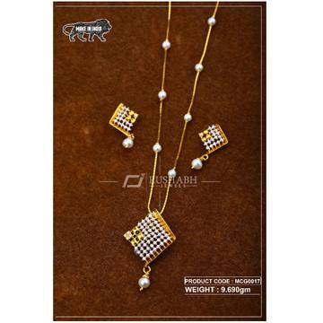 Ladies Moti Chain Dokiya  MCG0017 by