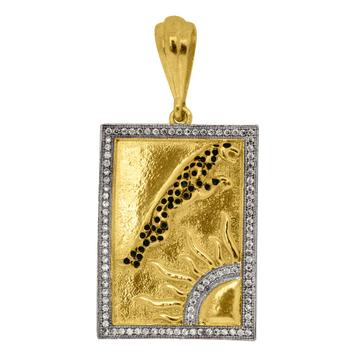Stylish pendant for men ag-p005