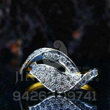 Stunning Fancy Cz Ladies Ring LRG -0101