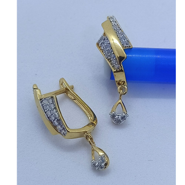18 ct gold fency bali by