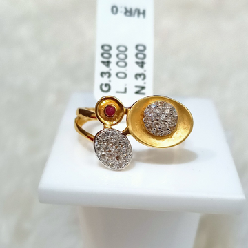 22 KT DALICATE RING by