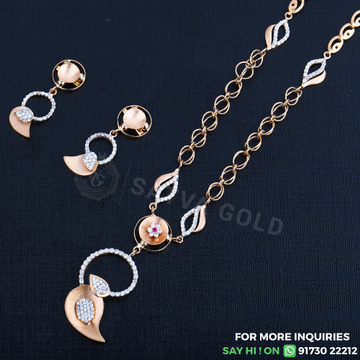 76 ROSE GOLD DOKIYA SGD-0002