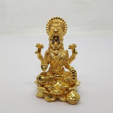 916 Gold Lakshmi Maa Statue