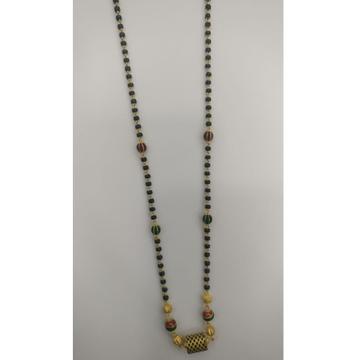 22 carat gold classical ladies mangalsutra RH-LM93...