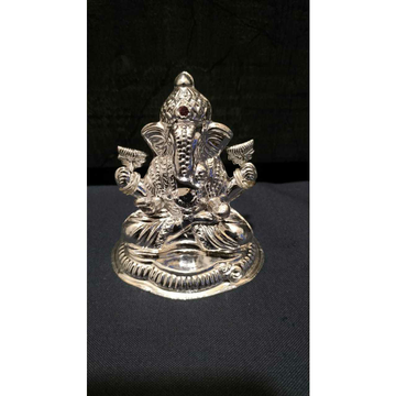 Super Nice,Light Weight,Hollow Poli Ganpati Murti(Bhagvan,God,Idols) Ms-2360
