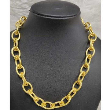916 gold indo chain For Men NO-5623