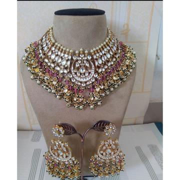 Jadtar necklace set 1841