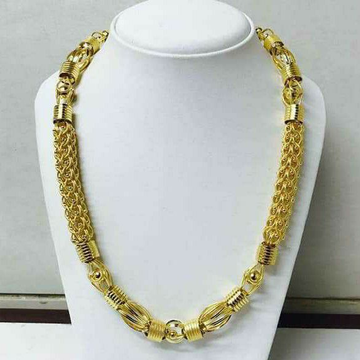22KT Gold Fancy Indo Italian Chain