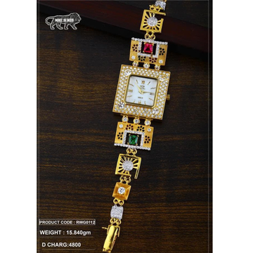 916 Gold ladies Watch RH-LW24