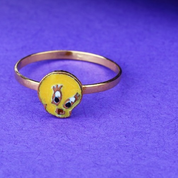916 gold kids rings rH-KR08