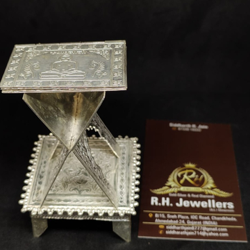 SILVER sthapna ji display set RH-SS316