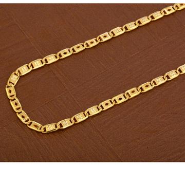 916 Gold Classic  Hallmark  Men's Nawabi  Chain  MNC39