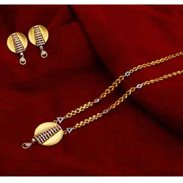 22ct  Classic Gold  Chain Necklace  CN155