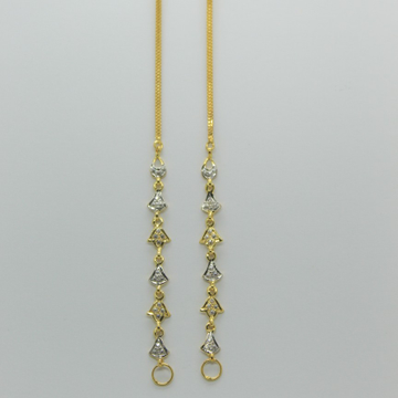 916 Gold light weight Earchain