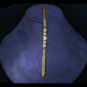 22 K Gold Bracelet. NJ-B01135