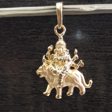 22k gold fancey pendal by