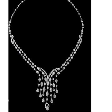 Diamonds Necklace JSJ0021
