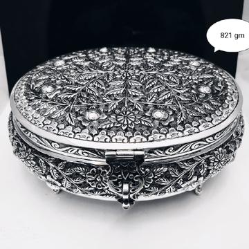 Silver decorative case jys0022