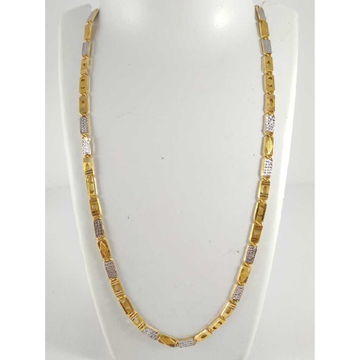 22 K Hollow Chain. NJ-C0285