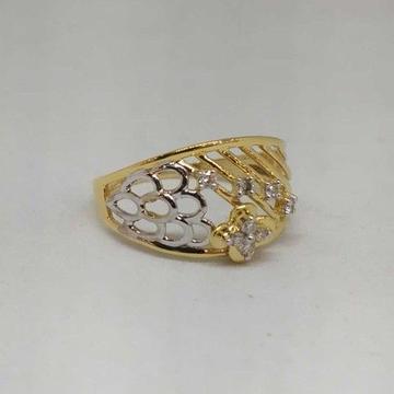 REAL DIAMOND BRANDED DESIGNED LADIES RING