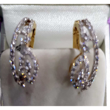 Real diamond earring RER/53
