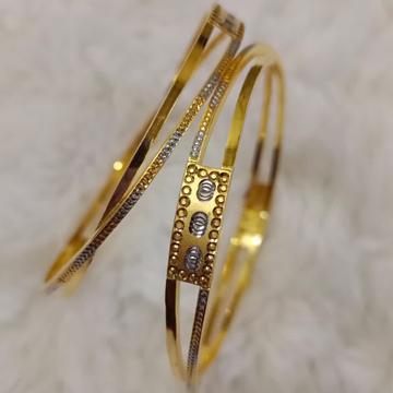 916 Gold Hallmark Delicate Cooper Kadali SG70 by