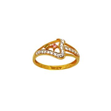 22K Gold Fancy Ring MGA - LRG0138