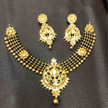 Antique necklace khokha