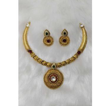 Antique Designer Indian Attractive Necklace Set