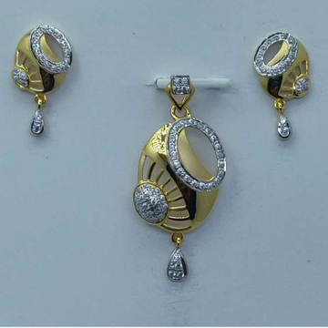 Exclusive fancy pendant set