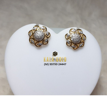 916 Gol Butti ( Round Earrings) by