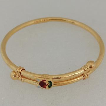 916 gold baby copper kadali by Vinayak Gold