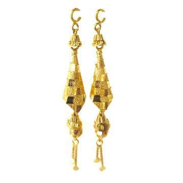 916 GOLD CERTIFIED FANCY LADIES LATKAN by Shreeji Silver Palace