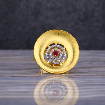 22kt Gold Classic Designer Ring LLR104