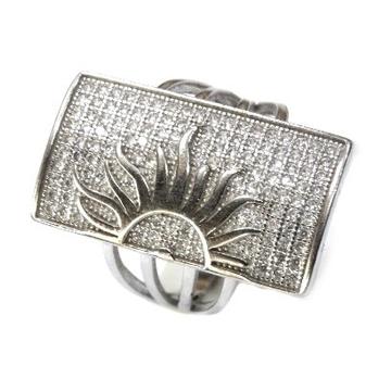 925 Sterling Silver Ring MGA - SR0043