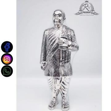 silver vallabhbhai patel musrti RH-GA644