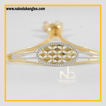 916 Gold CNC Bangles NB - 649