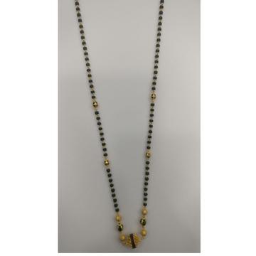 22 carat gold ladies mangalsutra RH-LM944