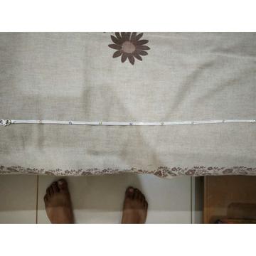 2(Dabal) Line Plain Kadap Chain Mina Tikdi Kolhapuri Baccha(Small Size) Kandori