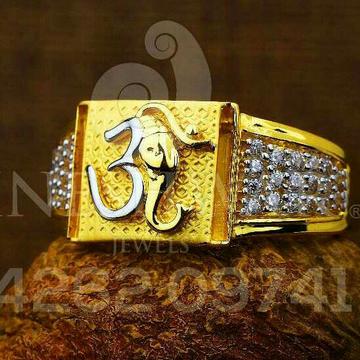 Om Casting Gents Ring 916